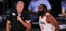 NBA Rumors: Sixers Hoping Mike D'Antoni 'Could Help Lure' James Harden To Philadelphia