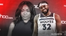 Karl-Anthony Towns, Jordyn Woods announce relationship