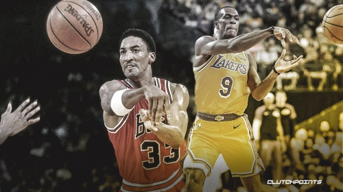 Lakers' Rajon Rondo passes Scottie Pippen for 8th on all-time playoff assist list