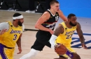 Western Conference Finals Recap: Lakers Take 3-1 Series Lead Over Nuggets