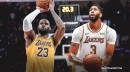 LeBron James, Anthony Davis' Game 4 free throws after Lakers complained to league