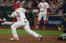 Molina's 2,000th hit highlights, Carlson's homer powers Cardinals to 4-2 win vs. Brewers