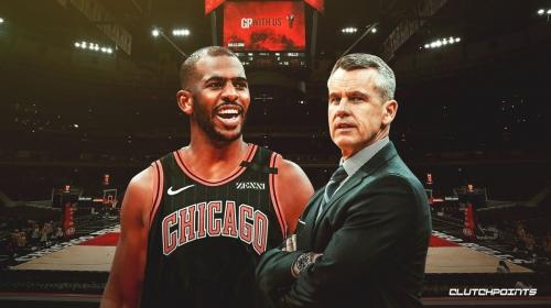 Bulls should make blockbuster trade for Chris Paul to reunite him with Billy Donovan