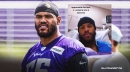 Vikings LB Anthony Barr sends reassuring photo after 'successful' surgery