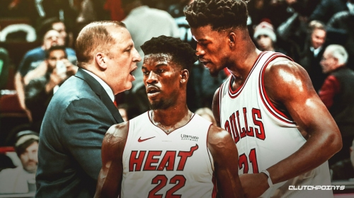 Tom Thibodeau's revealing comments on Heat star Jimmy Butler