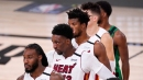 Heat have become raisers of the lost arc against the Celtics in NBA East finals