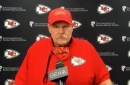 VIDEO: Andy Reid, Travis Kelce and Mike Pennel speak to the media