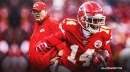 Chiefs' Sammy Watkins' work ethic nearly clearing concussion protocol, per coach