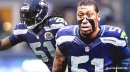 Seahawks' Bruce Irvin fined for hit on Cam Newton