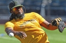 Josh Bell on his struggles and how he expects to bounce back