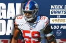 Giants-49ers: Game time, TV schedule, odds, streaming, announcers, radio, live updates, more