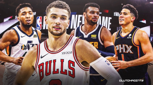 Bulls' Zach LaVine reacts to Jamal Murray, Donovan Mitchell, Devin Booker busting out in bubble