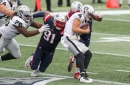 Vote: What was the biggest play of the Patriots' 36-20 win over the Raiders?