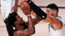 It's on to the Lakers and NBA Finals for Heat, after 125-113 pummeling of Celtics