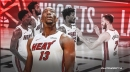 Bam Adebayo speaks out on Heat's 'underdog' label after reaching NBA Finals