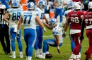 Detroit Lions debut for Halapoulivaati Vaitai is rough at unexpected position