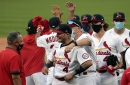 'Sheer will': Their season threatened by outbreak, Cardinals persist, defeat Brewers to claim postseason berth