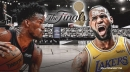 Jimmy Butler reveals what Heat need to do to beat Lakers in NBA Finals