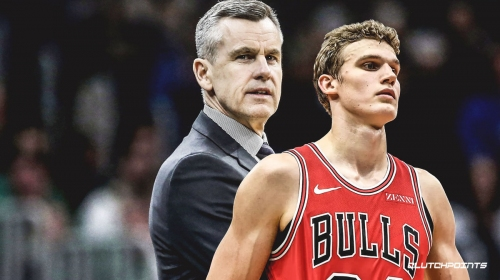 Bulls' Lauri Markkanen reveals long-term desires in Chicago after Billy Donovan hiring