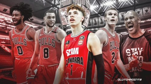 Report: Bullls not interested in LaMelo Ball