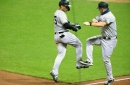 Yankees Highlights: Bombers blast Shane Bieber, take Game One from Indians