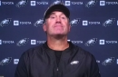 Doug Pederson talks confidence level in Carson Wentz and more