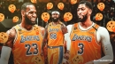 Lakers' Markieff Morris bizarrely calls both Anthony Davis, LeBron James 'best player in the world'