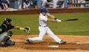 Austin Barnes' two-hit performance looms large for Dodgers