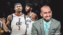 Nick Wright calls Kyrie Irving 'Bradley Beal with a ring,' Beal fires back