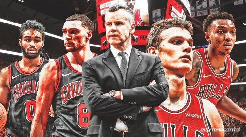 Billy Donovan ideal coach to unlock Chicago young core, per GM Marc Eversley