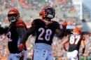 Bengals vs. Jaguars inactives: Joe Mixon set to play, Mackensie Alexander is out