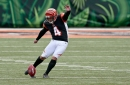 Randy Bullock, the most accurate kicker in Bengals history, is claiming his redemption