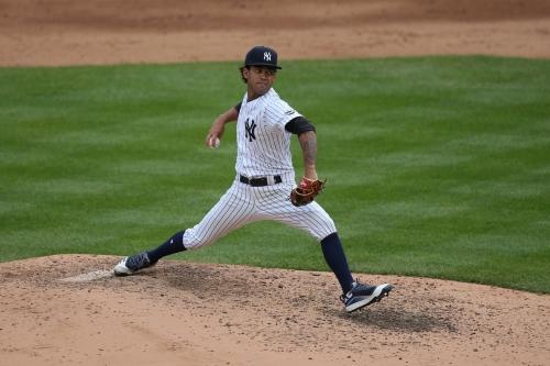 Yankees name Deivi García ALDS Game Two starter