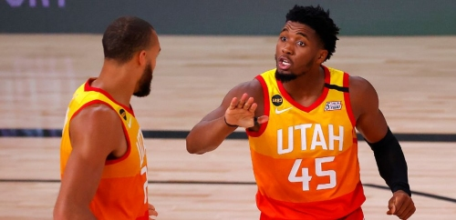 NBA Rumors: Jazz Could Unleash Donovan Mitchell's Superstar Potential By Trading Rudy Gobert To Bulls Or Hawks