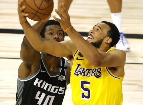 Lakers News: Anthony Davis Praises Talen Horton-Tucker For 'Not Being Afraid'