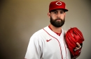 GALLERY: Cincinnati Reds pitcher Tejay Antone