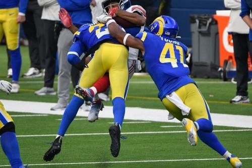 Giants believe Jalen Ramsey threw first punch in Sunday's fight