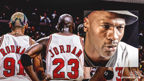 Unreleased 'The Last Dance' footage shows Michael Jordan discussing motivation to win 6th title with Bulls