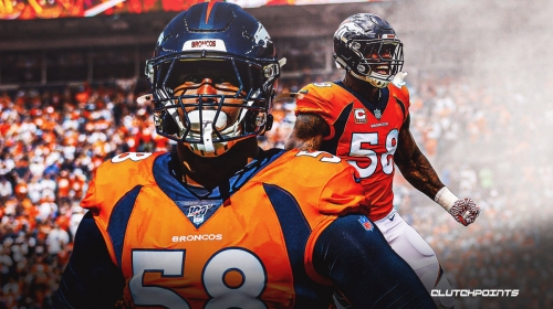 Broncos star Von Miller's strong claim about his 2020 season plans if he's healthy