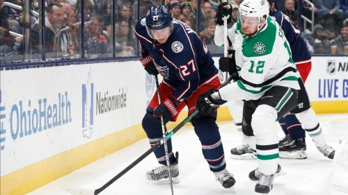 Blue Jackets trade defenceman Ryan Murray to Devils for draft pick