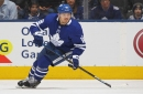 Maple Leafs shed $3.4M cap space by dealing Andreas Johnsson to Devils