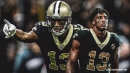 Saints' Michael Thomas ruled out vs. Chargers