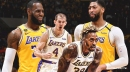 Report: Alex Caruso replacing Dwight Howard in Lakers' starting lineup for Game 6 vs. Heat