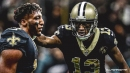 Michael Thomas disciplined by Saints for 'altercation' with teammate