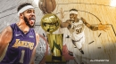 Lakers big man JaVale McGee takes playful jab at Giannis Antetokounmpo after winning title