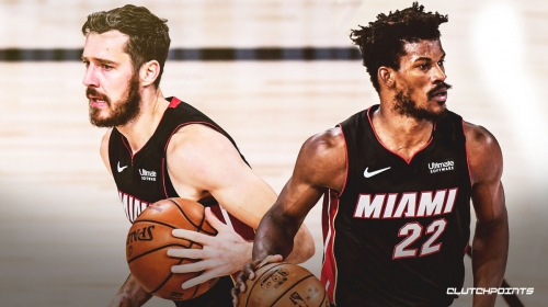 Goran Dragic's inspirational message after returning in Game 6 loss