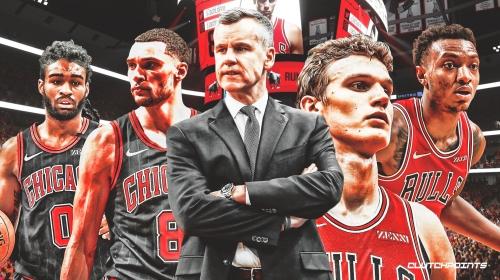 Report: Billy Donovan overhauling Bulls' coaching staff