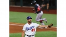 Braves erupt in ninth inning, beat Dodgers in NLCS Game 1