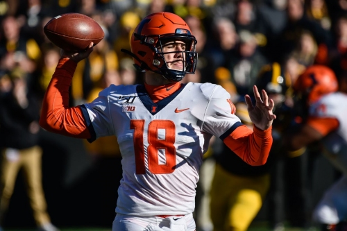 PODCAST: Oskee Talk Episode 137 - Previewing Illini WR's/TE's