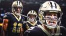 Saints' Drew Brees reacts to Michael Thomas suspension